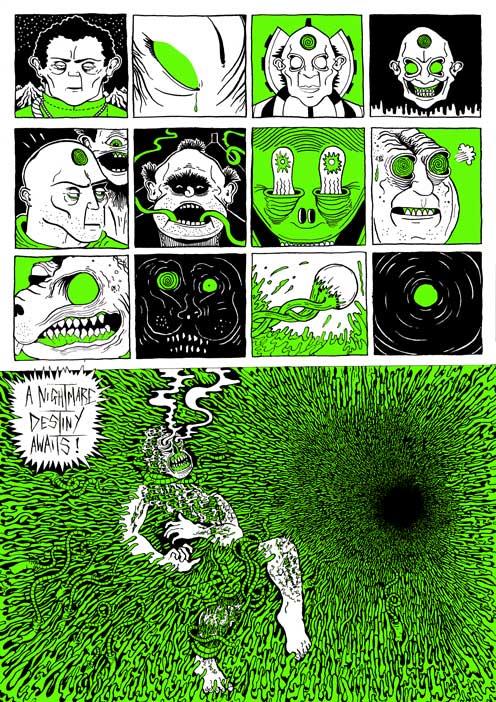 12x12 comic.
